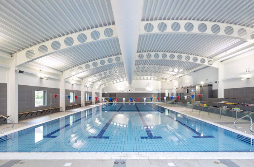 Godstowe school pool int 02