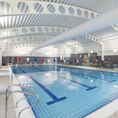 Godstowe school pool tn