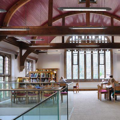 St marys school 6th form library tn