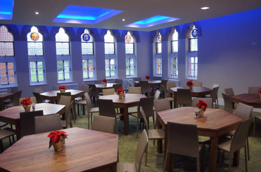 St marys school dining room int 03